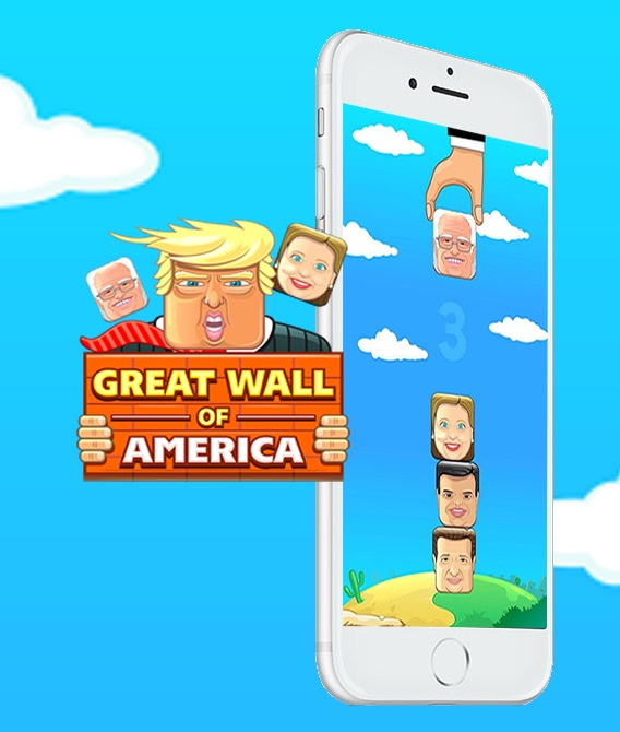 (Great Wall of America)