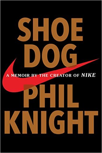 Phil Knight finally talks about his success in Shoe Dog: A Memoir by the Creator of Nike (Photo via Amazon)