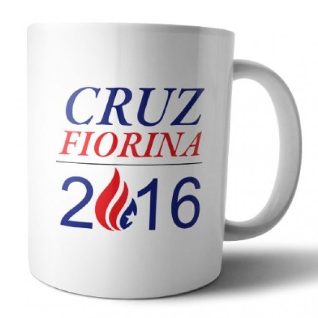 Have a cup of Joe for Ted and Carly (Photo via Amazon)