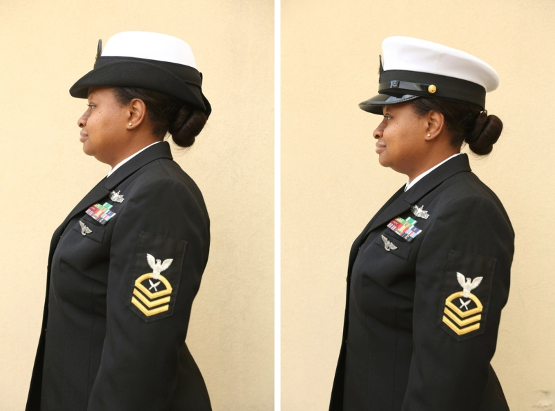Chief Petty Officer Brianne Dentson