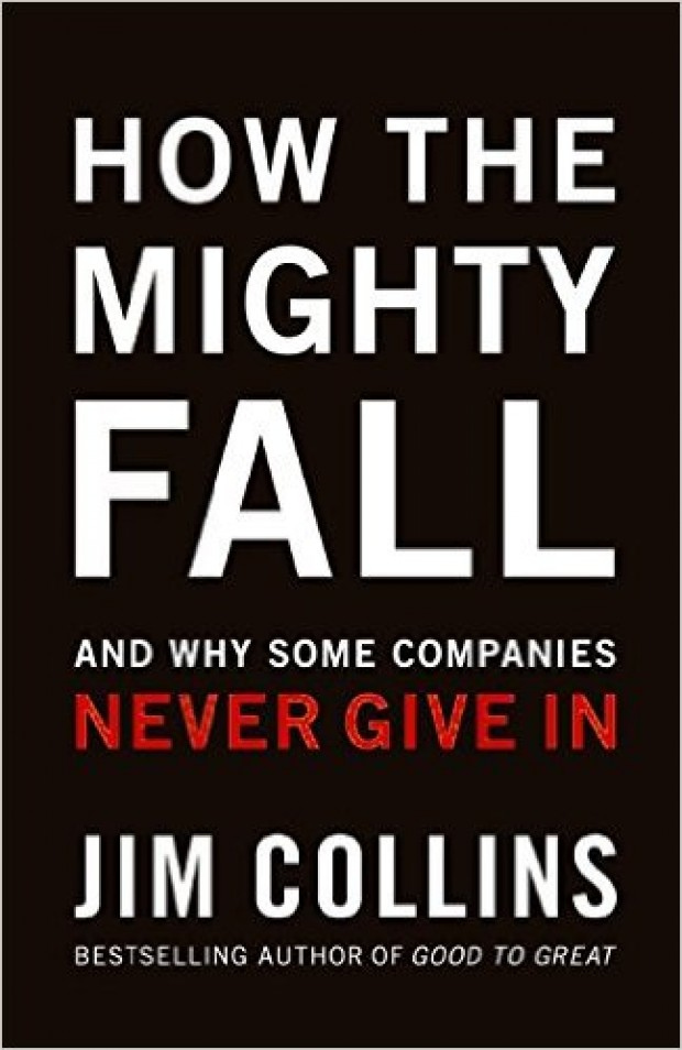 """How the Mighty Fall"" is a definitive look at Fiorina's troubled time at HP (Photo via Amazon)"