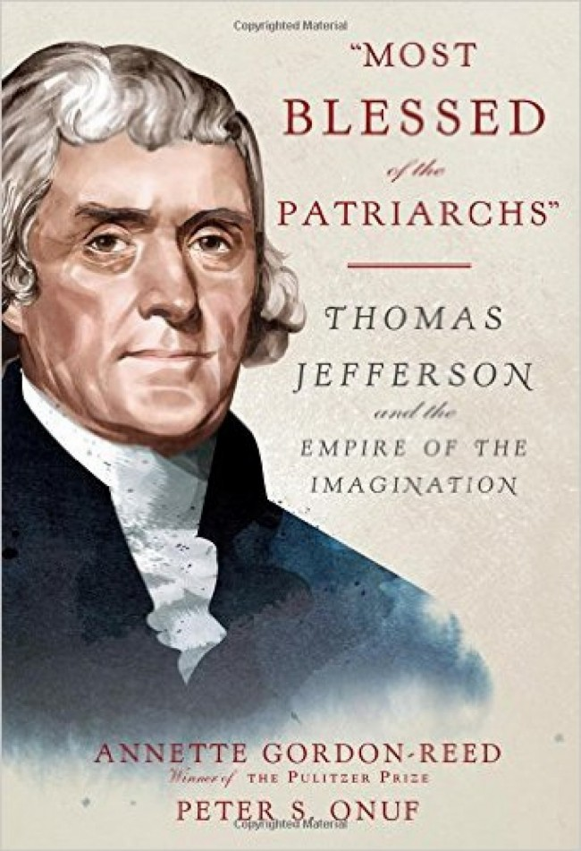 "The newest addition to the Jefferson canon, ""Most Blessed of the Patriarchy"" was released today (Photo via Amazon)"