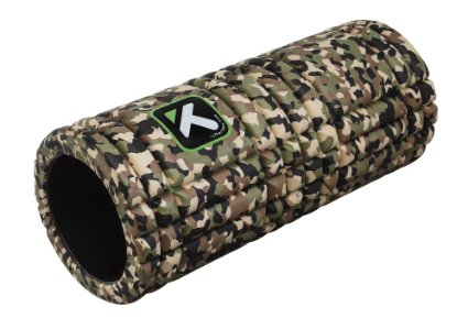 The camo design of Trigger Point grid foam roller is the cheapest (Photo via Amazon)