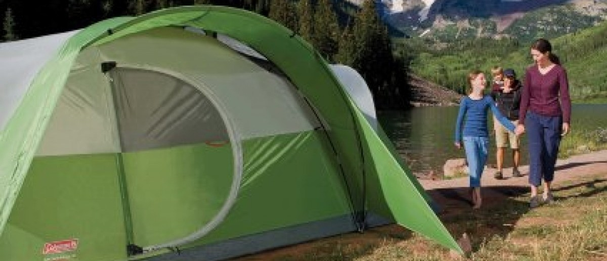 Coleman tents and summer shelters are 56 percent off (Photo via Amazon) & Coleman Tents Are On Sale | The Daily Caller