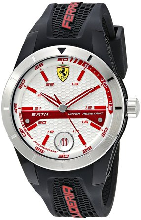 This normally $150 Ferrari watch is on sale for over $70 off (Photo via Amazon)
