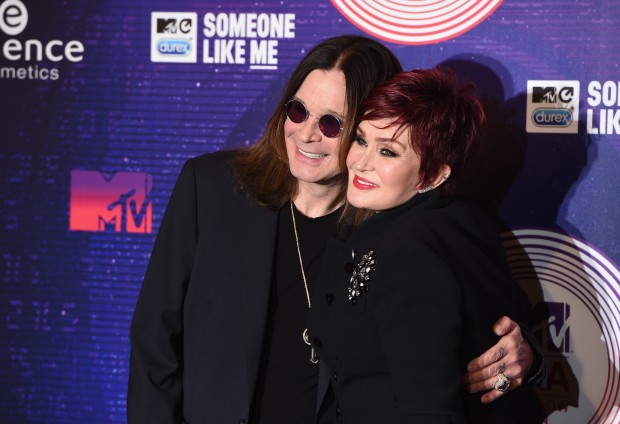 Sharon and Ozzy Osbourne get divorced