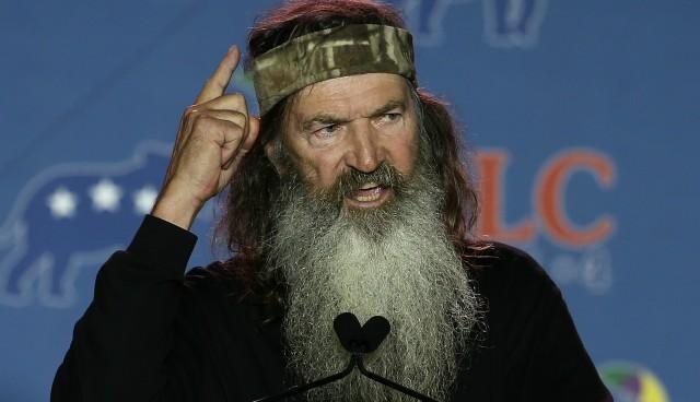 Phil Robertson on guns