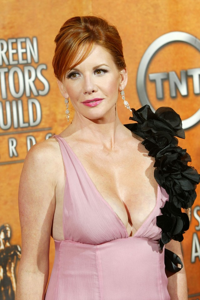 Melissa Gilbert drops out of race