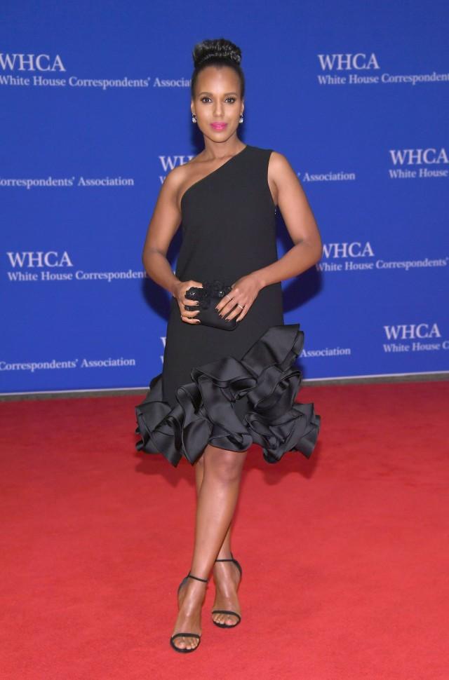 Kerry Washington is pregnant