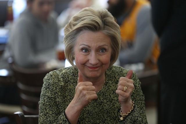 Hillary Clinton likes Beyonce