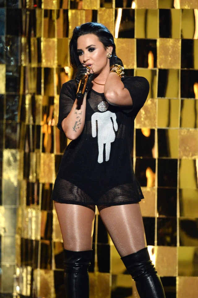 Demi Lovato gender law