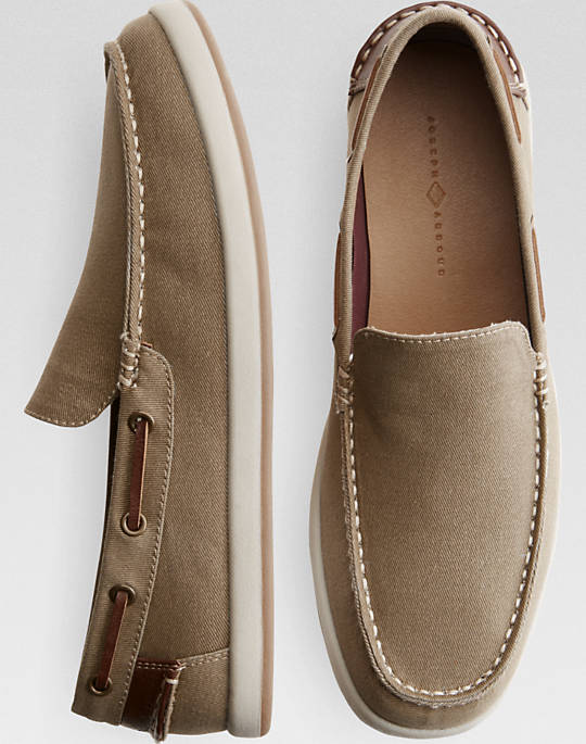 8532f55b354 You won t find a pair of classic Joseph Abboud loafers this cheap anywhere  else