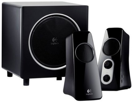 This Logitech speaker fills the room with 360-degree sound. It is currently 48 percent off. (Photo via Amazon)