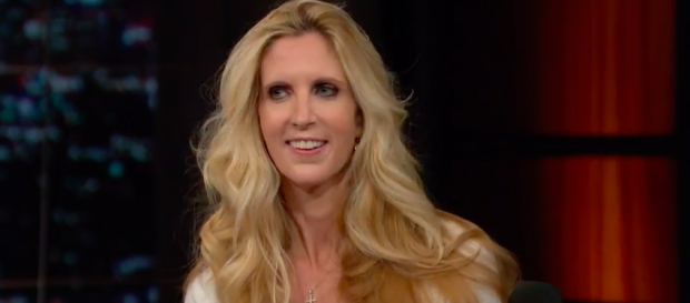 Ann Coulter (screen capture from HBO)