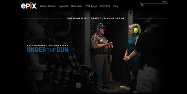 """""""Under the Gun"""" (Screenshot Epix)"""