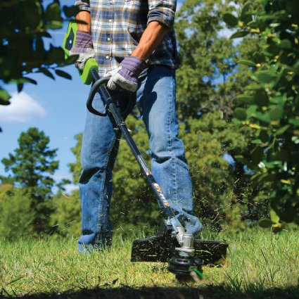 Every property owner should have a string trimmer to maintain his lawn (Photo via Amazon)