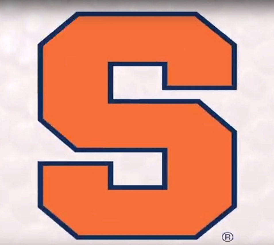 Syracuse logo YouTube screenshot USF Athletics