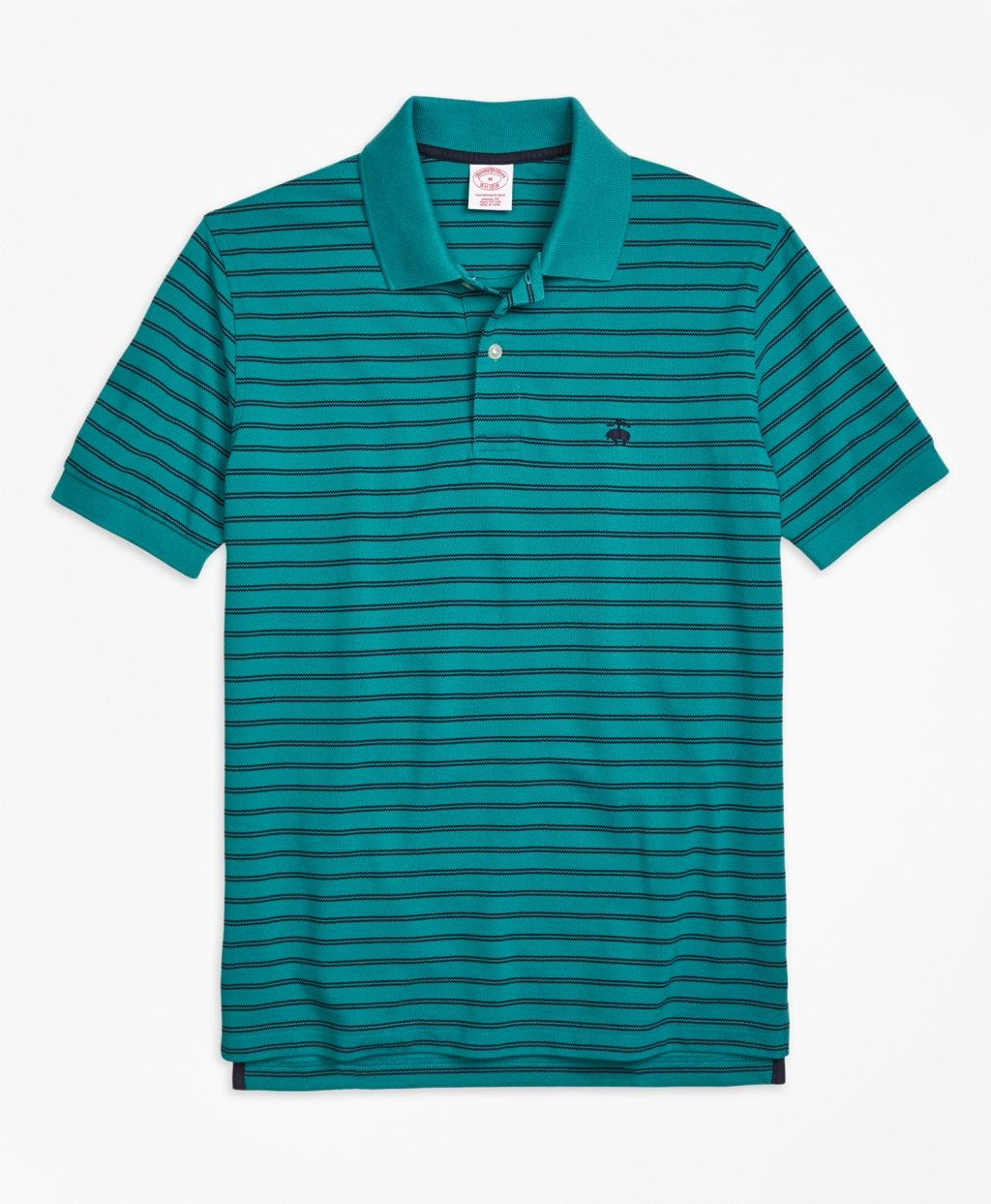 It's not too late to get a spring polo for 30 percent off (Photo via Brooks Brothers)
