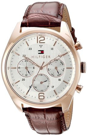 This Tommy Hilfiger watch normally costs $155. It is currently over half off (Photo via Amazon)