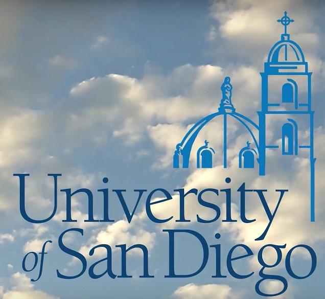 University of San Diego YouTube screenshot University of San Diego