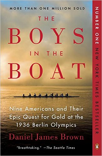 """""""The Boys in the Boat"""" is a must read (Photo via Amazon)"""