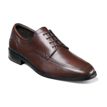 This cognac Washington is $65 off with the code DAD16 (Photo via Florsheim)