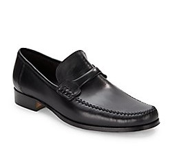 This $475 Bruno Magli loafer is 60 percent off (Photo via Saks OFF 5th)
