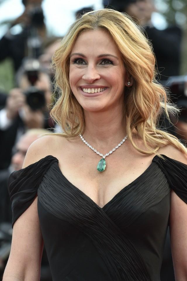 Julia Roberts Cannes Festival Picture by: KCS Presse / Splash News