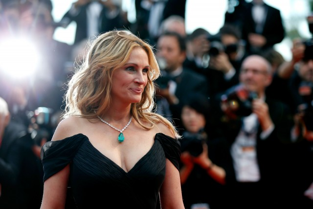 'Money Monster' - Red Carpet Arrivals - The 69th Annual Cannes Film Festival By: Tristan Fewings People: Julia Roberts