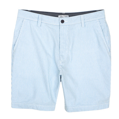 Seersucker is just one of the types of shorts can be had for under $30 with this summer sale (Photo via Nautica)