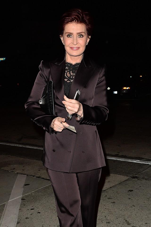 Sharon Osbourne divorce