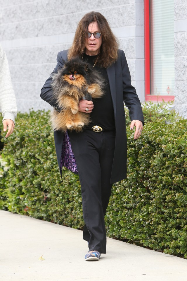 Ozzy Osbourne cheated on Sharon