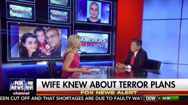 Andrew Napolitano, Orlando Shooter, Screen Grab FNC, 6-15-2016