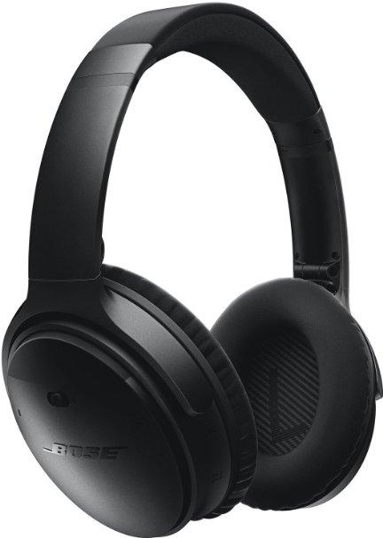 Bose QualityControl 35 headphones are available now (Photo via Amazon)