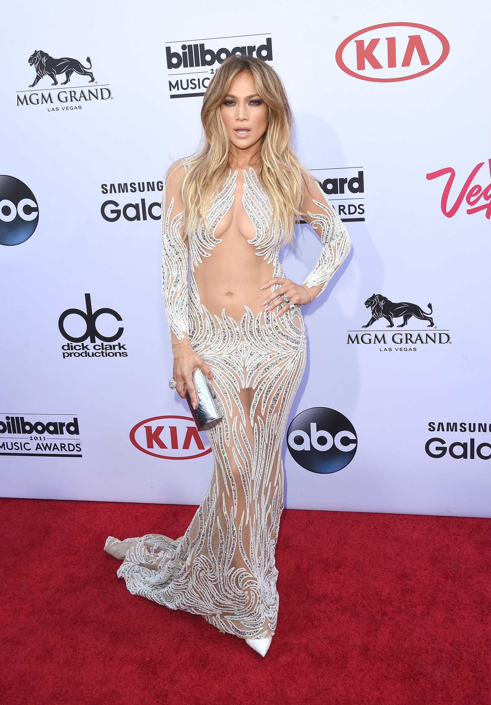 Jennifer Lopez. (Photo: Getty Images)