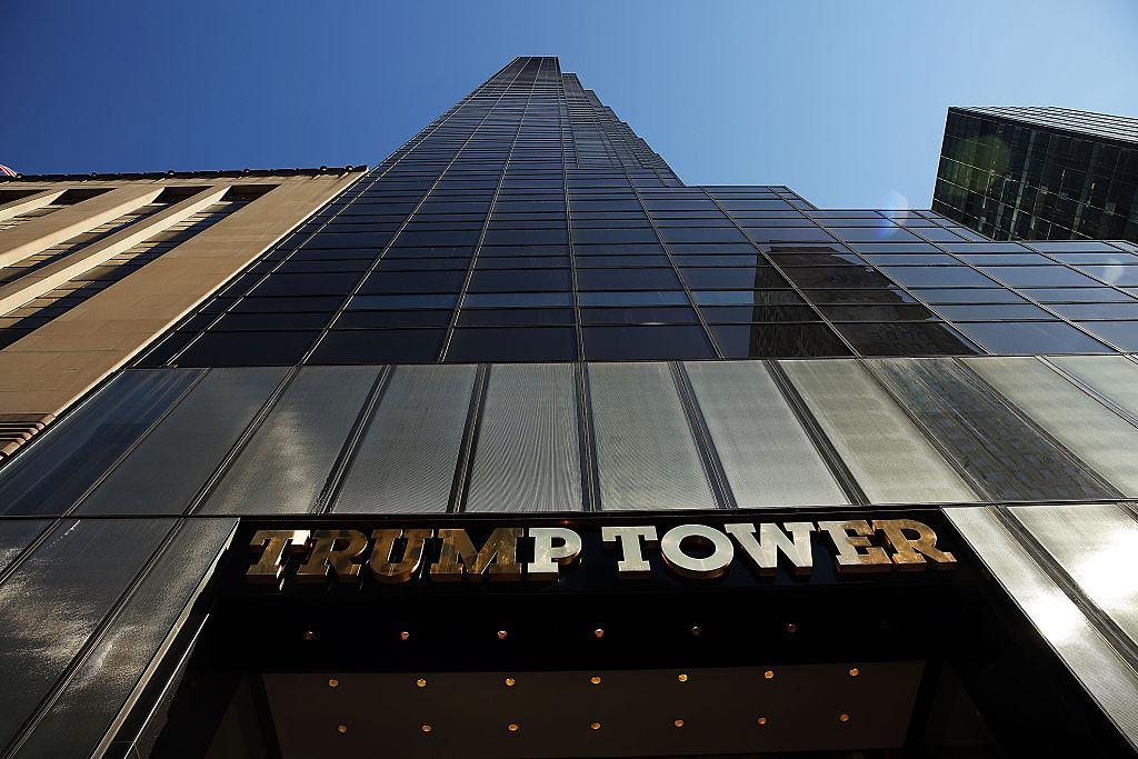 Trump Tower in Manhattan (Getty Images)