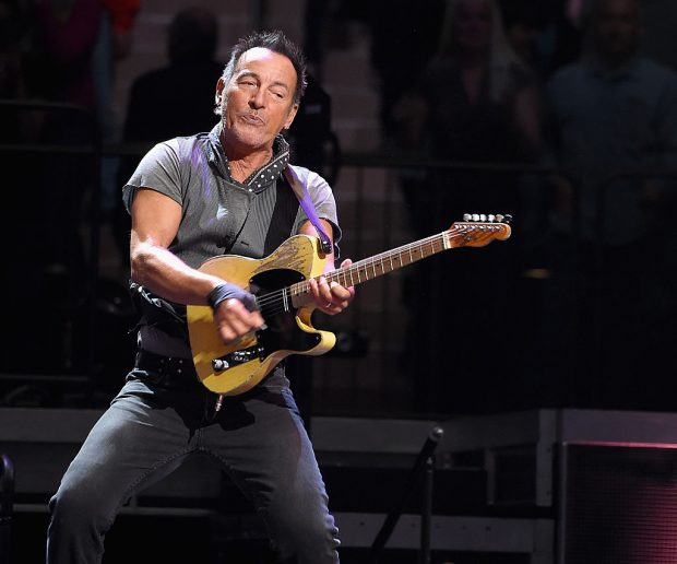 """Bruce """"The Boss"""" Springsteen is still rocking. (Photo: Getty Images)"""