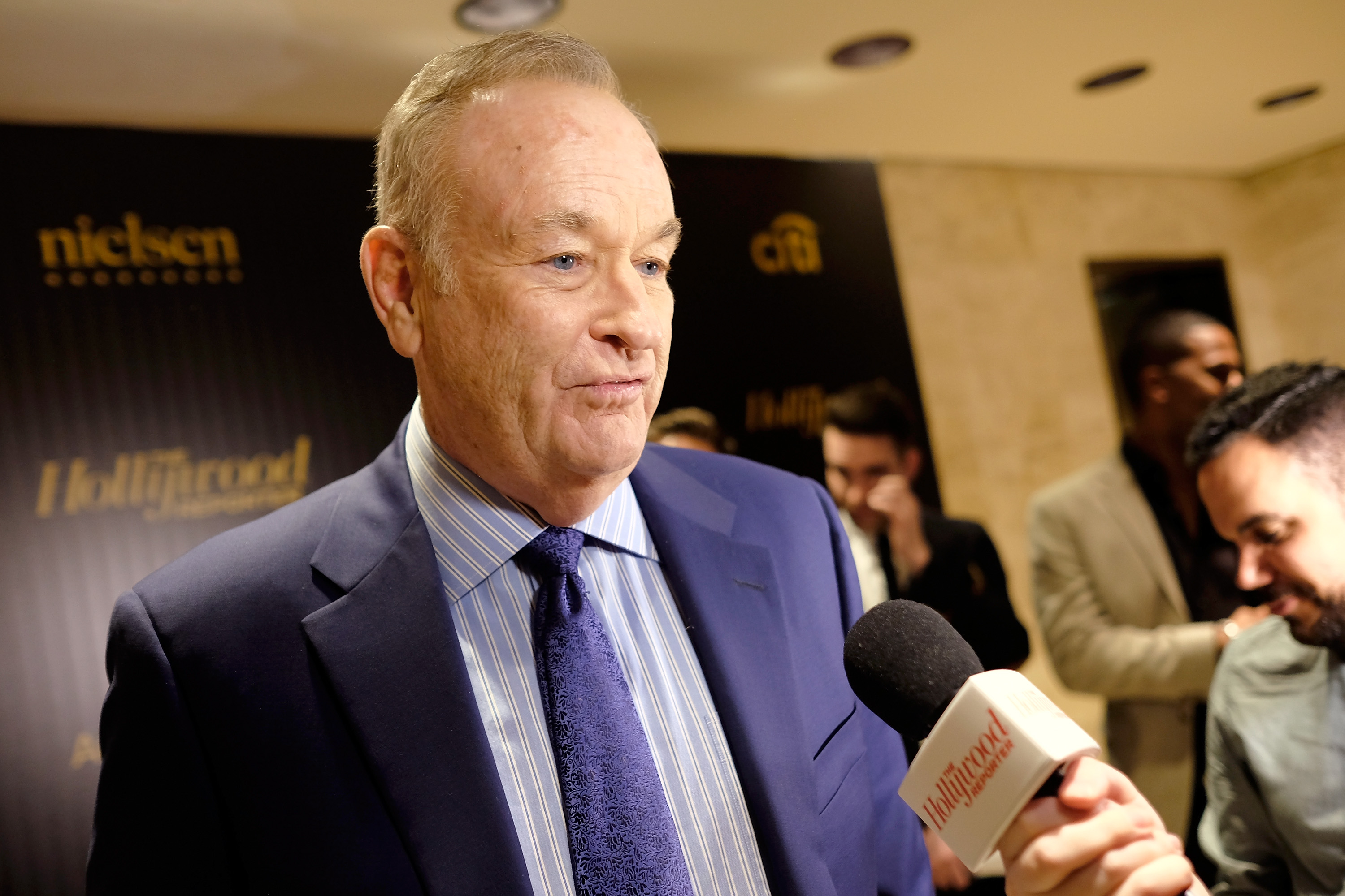 NEW YORK, NEW YORK - APRIL 06: Fox News anchor Bill O'Reilly attends The Hollywood Reporter's 5th Annual 35 Most Powerful People in New York (Getty Images)