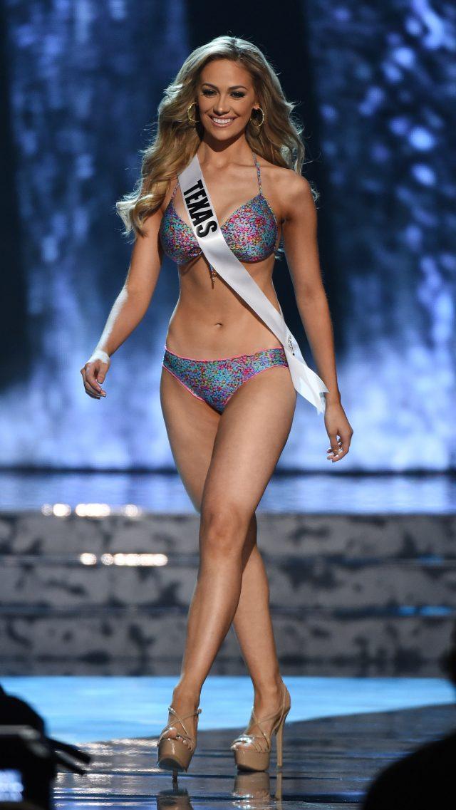 Miss USA winner