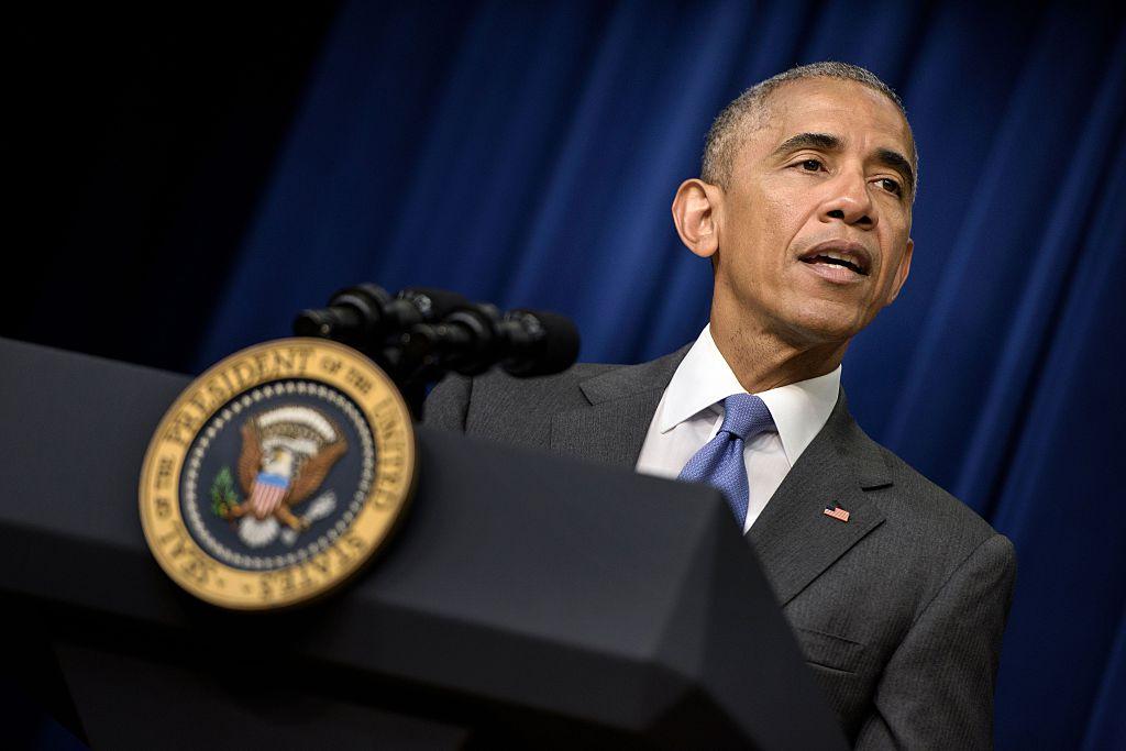 President Barack Obama President (Getty Images)