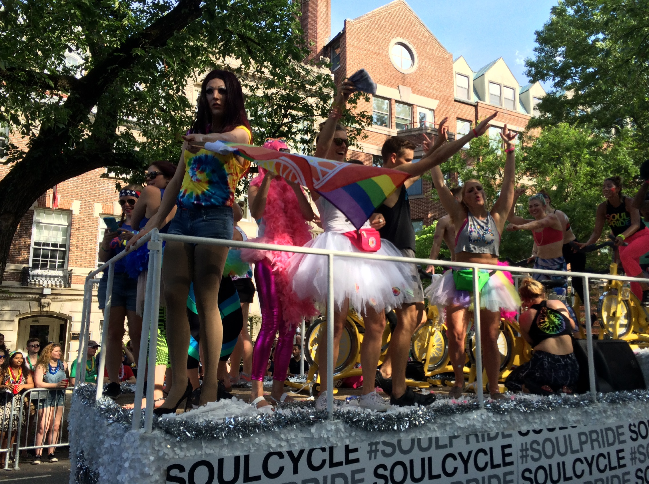 DC Pride Parade 2016 (Connor D. Wolf/DCNF)