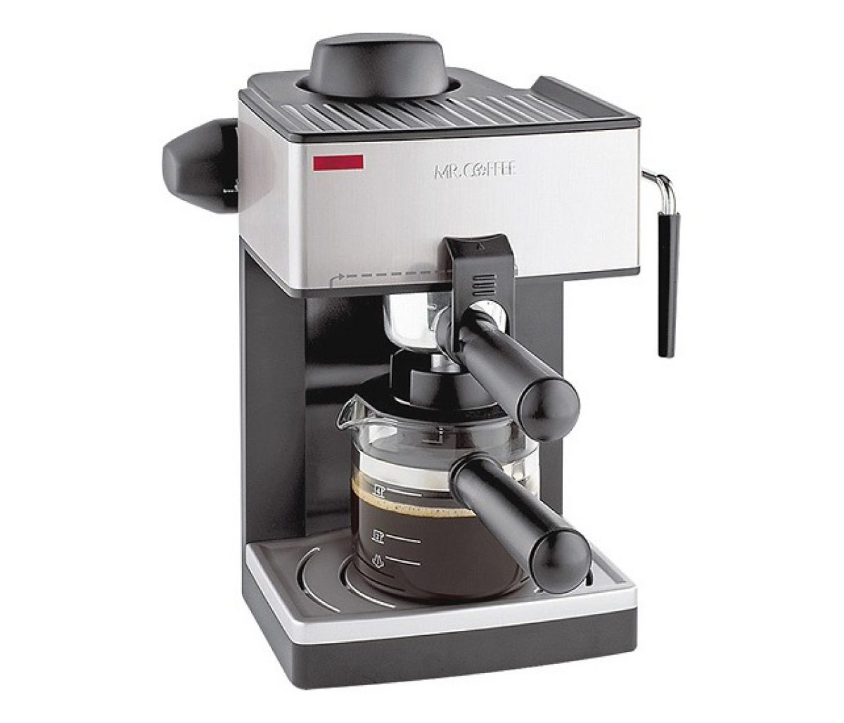 Ninety-four percent of those who bought this espresso machine would recommend it to a friend (Photo via Best Buy)