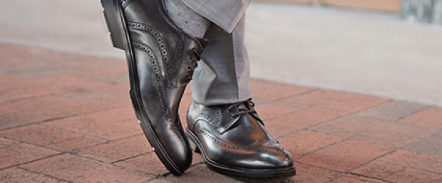 Rockport shoes are half off today (Photo via Rockport)