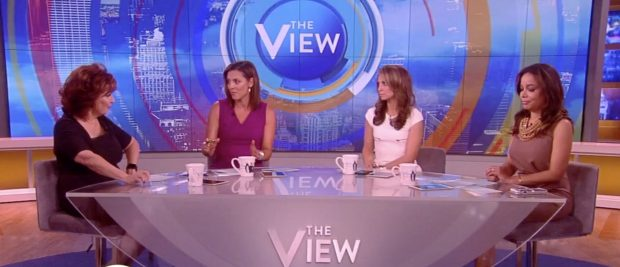 The View, Screen Grab ABC, 6-17-2016