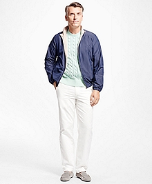 You can save $140 on this 40-percent-off bomber jacket (Photo via Brooks Brothers)