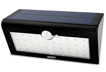 You can save 48 percent on this solar light with the exclusive code (Photo via Amazon)