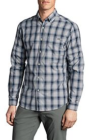 Typically $70, this shirt is on sale even before the extra 30 percent. At $27.99, it amounts to 60 percent off (Photo via Eddie Bauer)