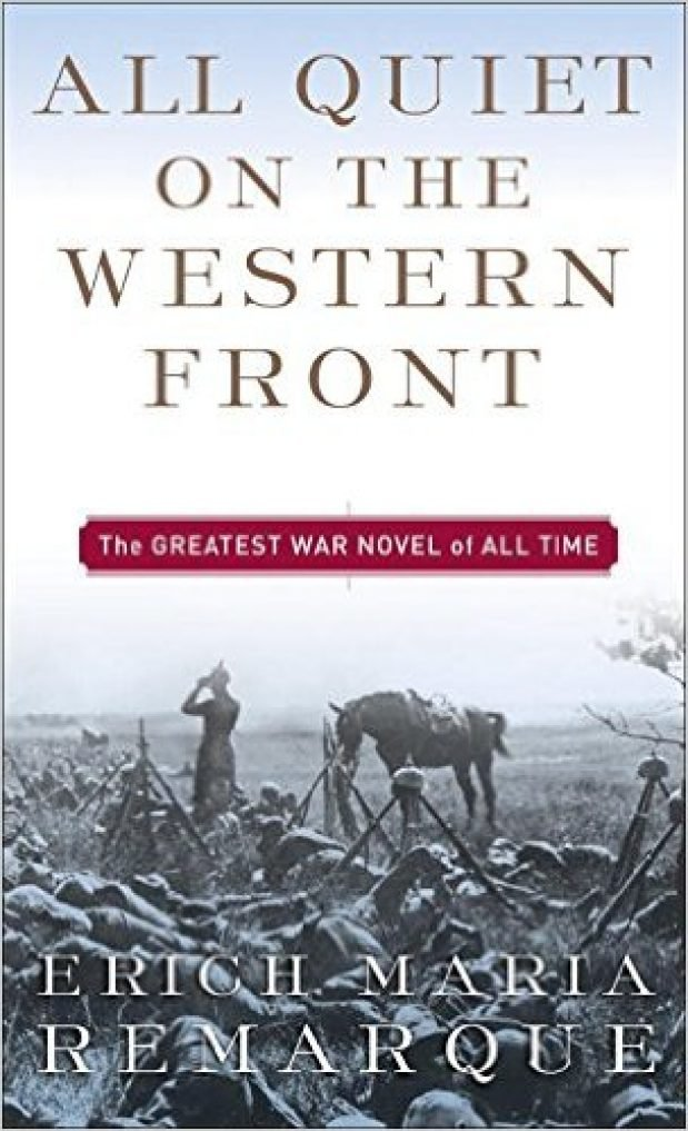 all quiet on the western front essay introduction