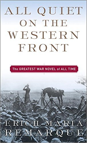 Trump's affinity for 'All Quiet on the Western Front' explains his foreign policy (Photo via Amazon)