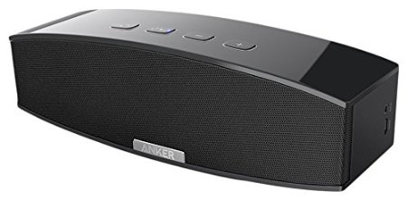 This highly-regarded bluetooth speaker is 63 percent off today. It is also available in white (Photo via Amazon)
